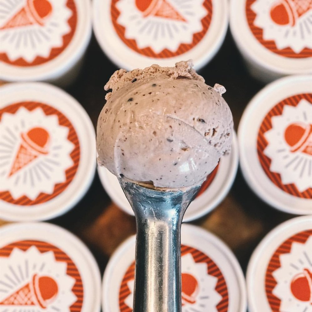 Heritage Creamery   scratch-made cones, fresh-baked cookies, &  home-made ice cream: everything is 100% all-natural and made right here in our 8th street shop. We always use fresh, top-of-the-line ingredients with no additives or preservatives- EVER!