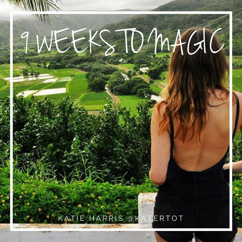Mary Kathryn Katie Harris 9 Weeks to Magic