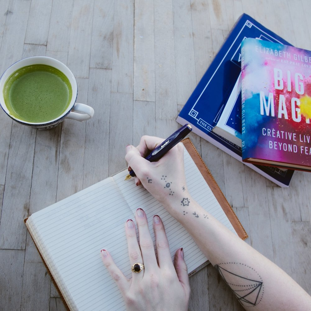 9 WEEKS TO MAGIC - This totally custom, private mentorship helps highly intuitive people embrace their magical powers and change their lives.