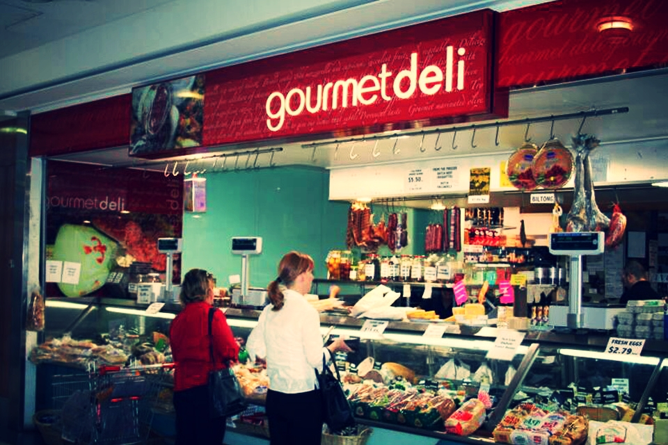 Gourmet Deli Shop Fittings Canberra