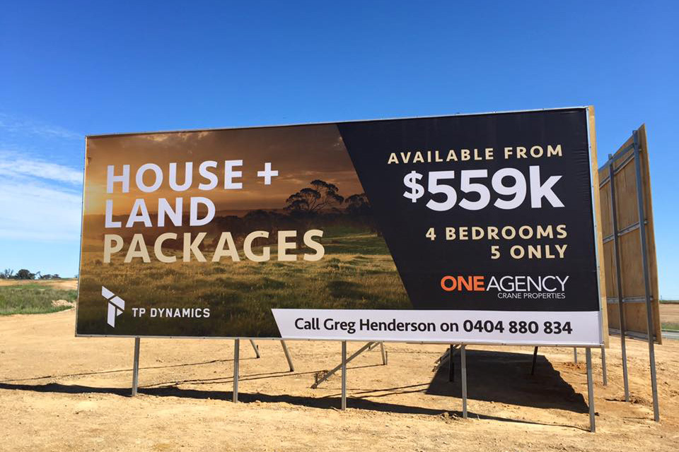 One Agency Billboards