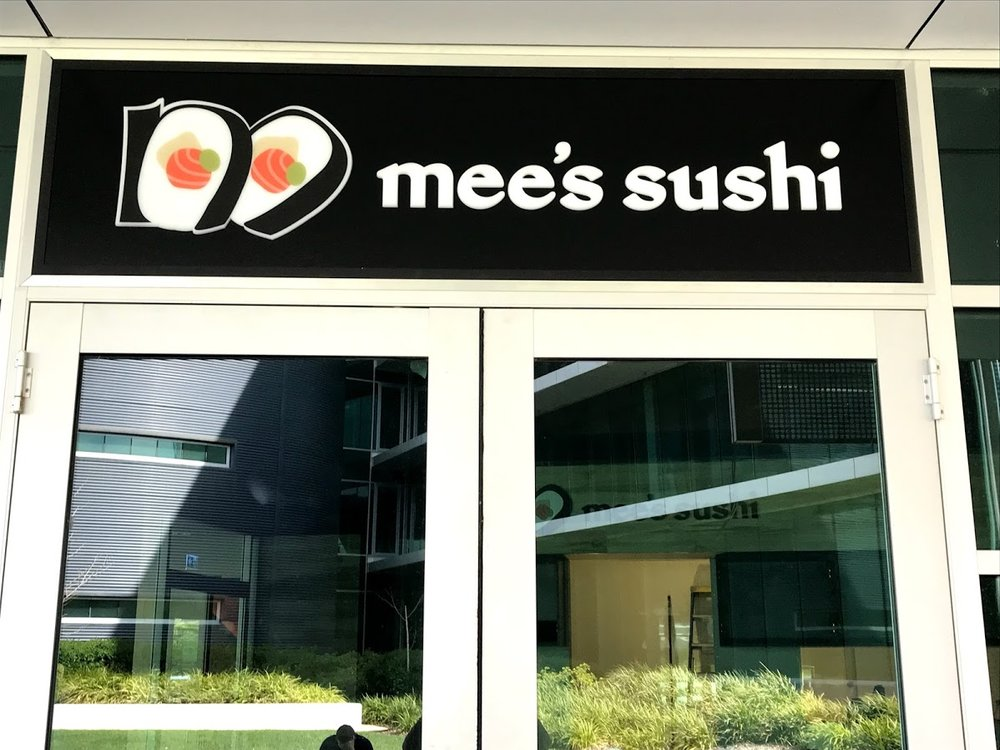 Mee's Sushi Canberra