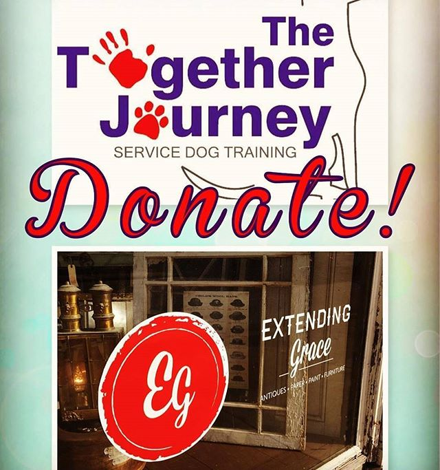 #regram from @extending_grace we are partnering with them to raise donations for The Together Journey! Donate @extending_grace and receive 10% off your purchase!