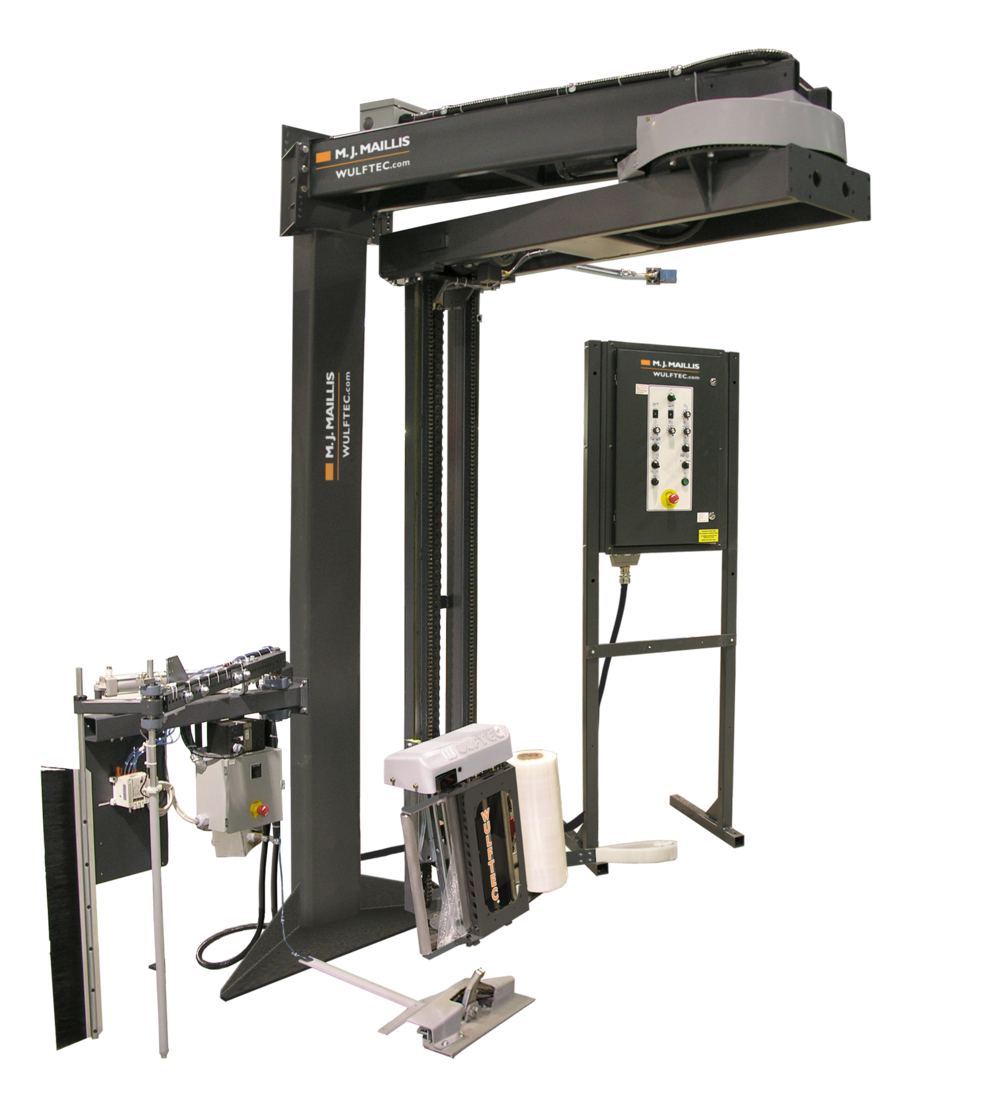 WRTA 100 Wulftec Stretch Wrap Machine.PNG
