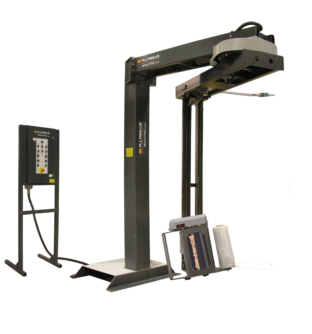 WRT 150 Wulftec Stretch Wrap Machine.PNG