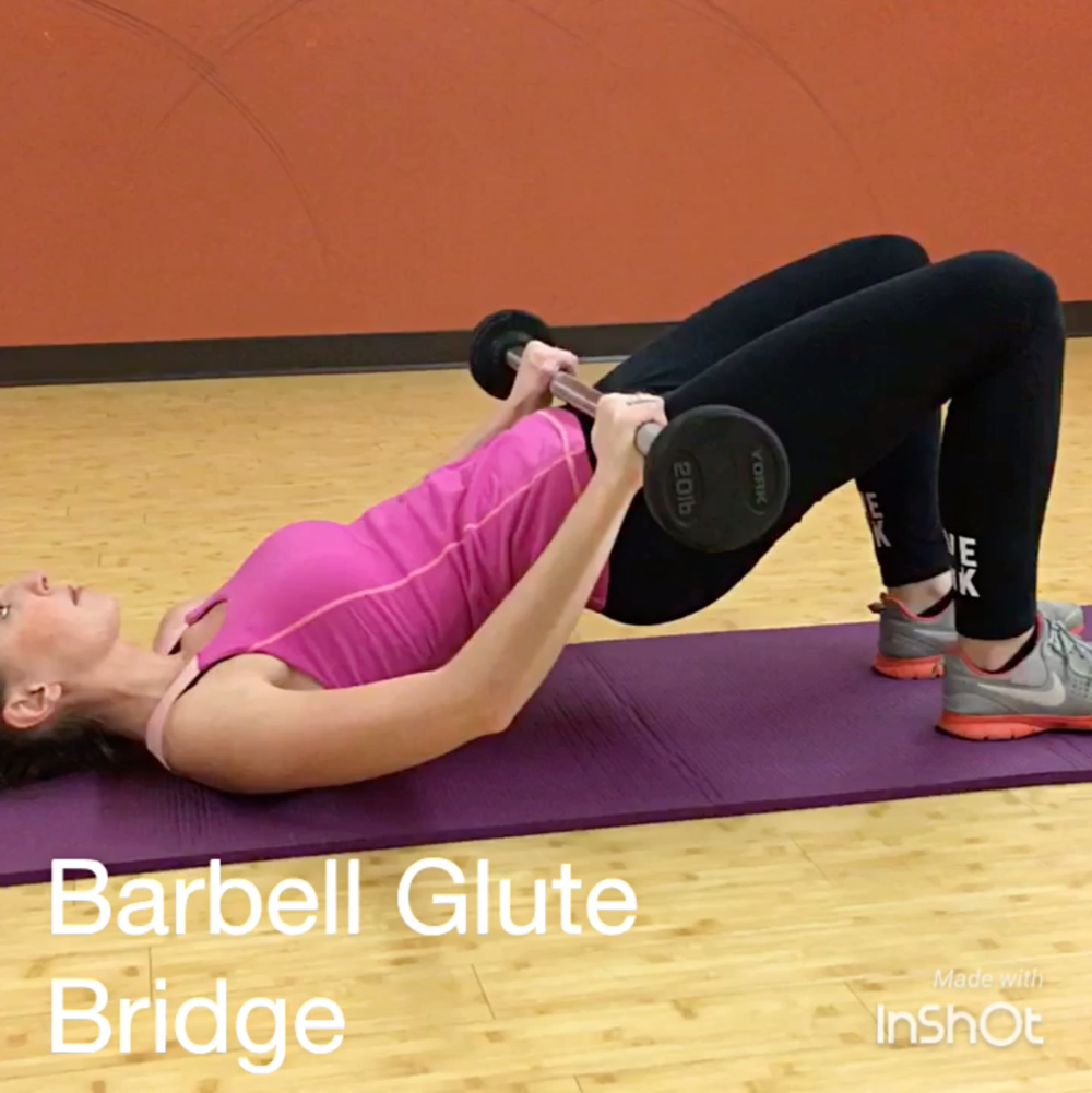 Cooley-Barbell-Glute-Bridge