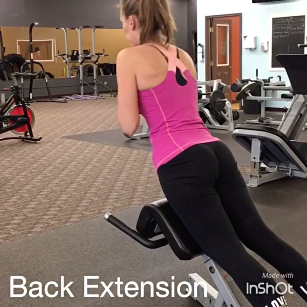 Cooley-Back-Extension