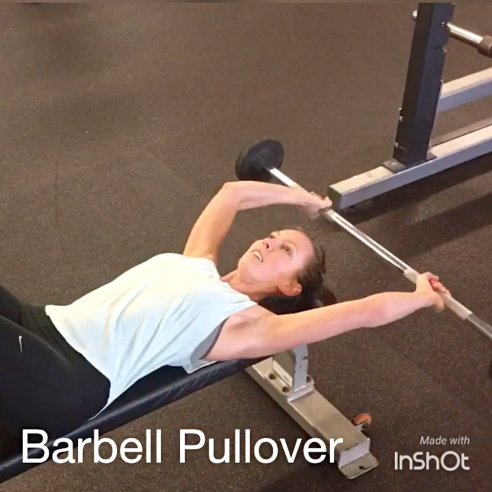 Cooley-Barbell-Pullover