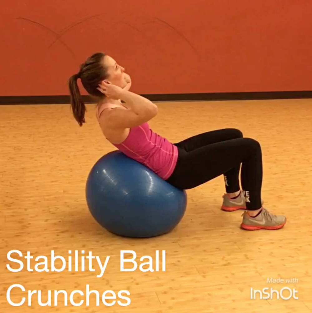 Cooley-Stability-Ball-Crunches