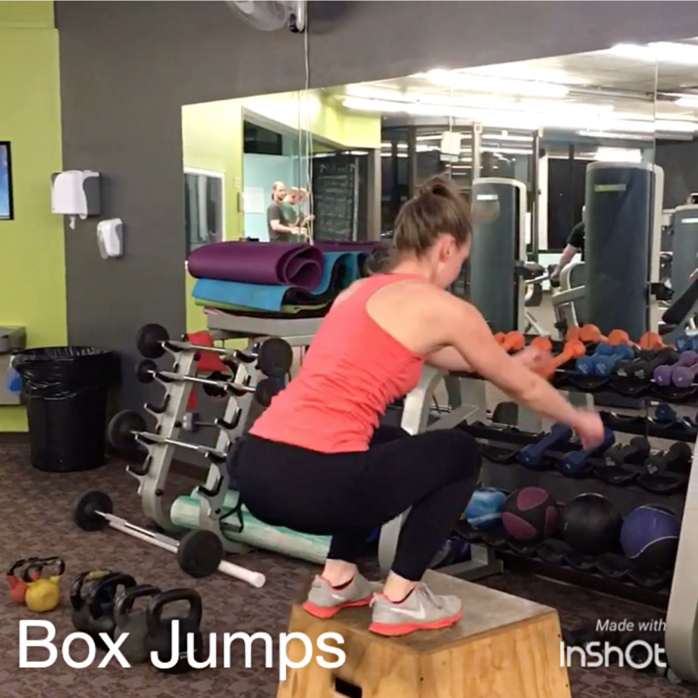 Cooley-Box-Jumps