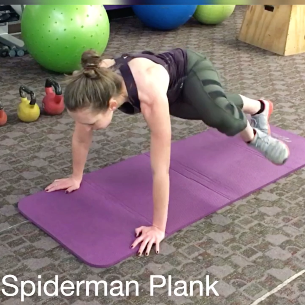 Cooley-Spiderman-Plank