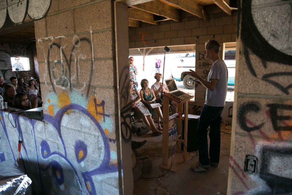 bbb_frank_web_065_Geoff Dyer giving his lecture %22WW1 and Future Memories%22 at Bombay Beach Biennale 2017._.jpg