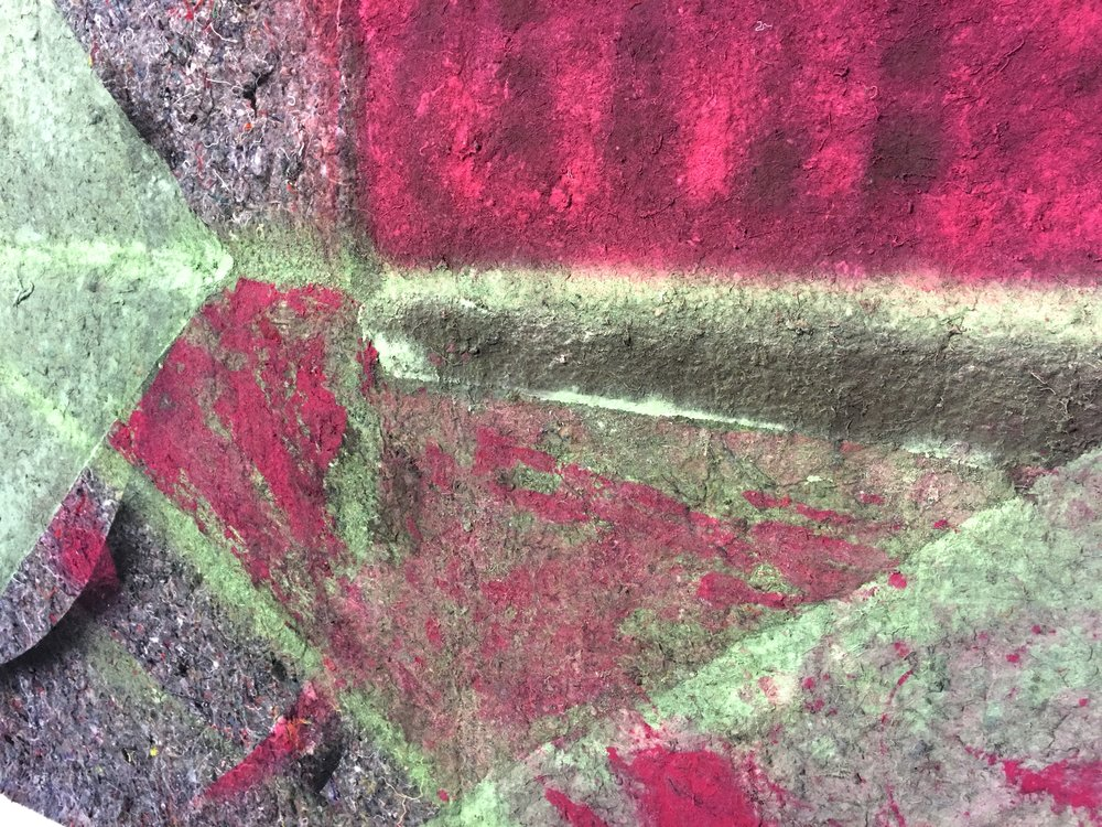 Totem II (detail)