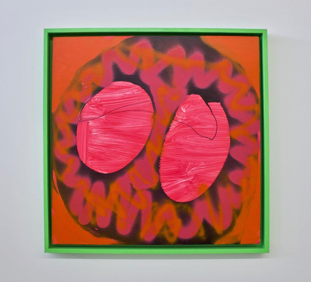 FOMO Orange and Pink