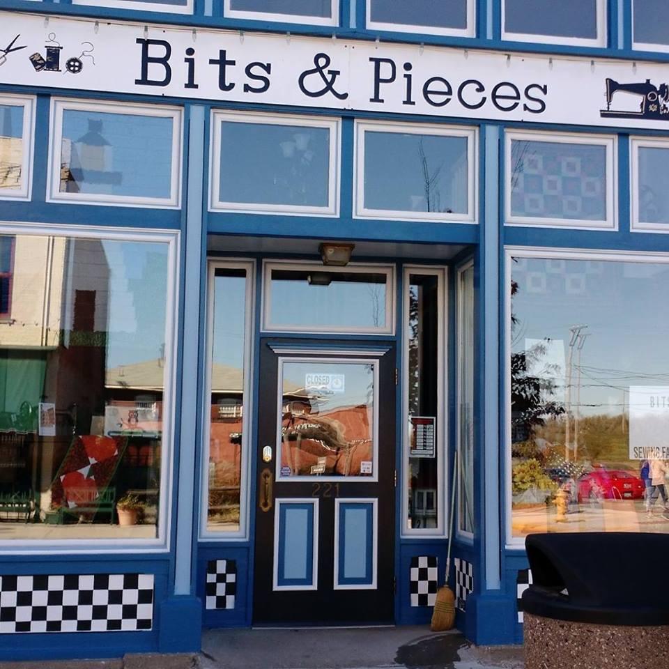 Bits & Pieces - 221 N Main., Hannibal, MO 63401573-629-7755