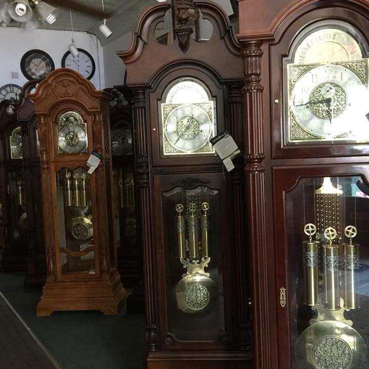Ralls County Clock Company - 207 N Main, Hannibal, MO 63401573-221-4002