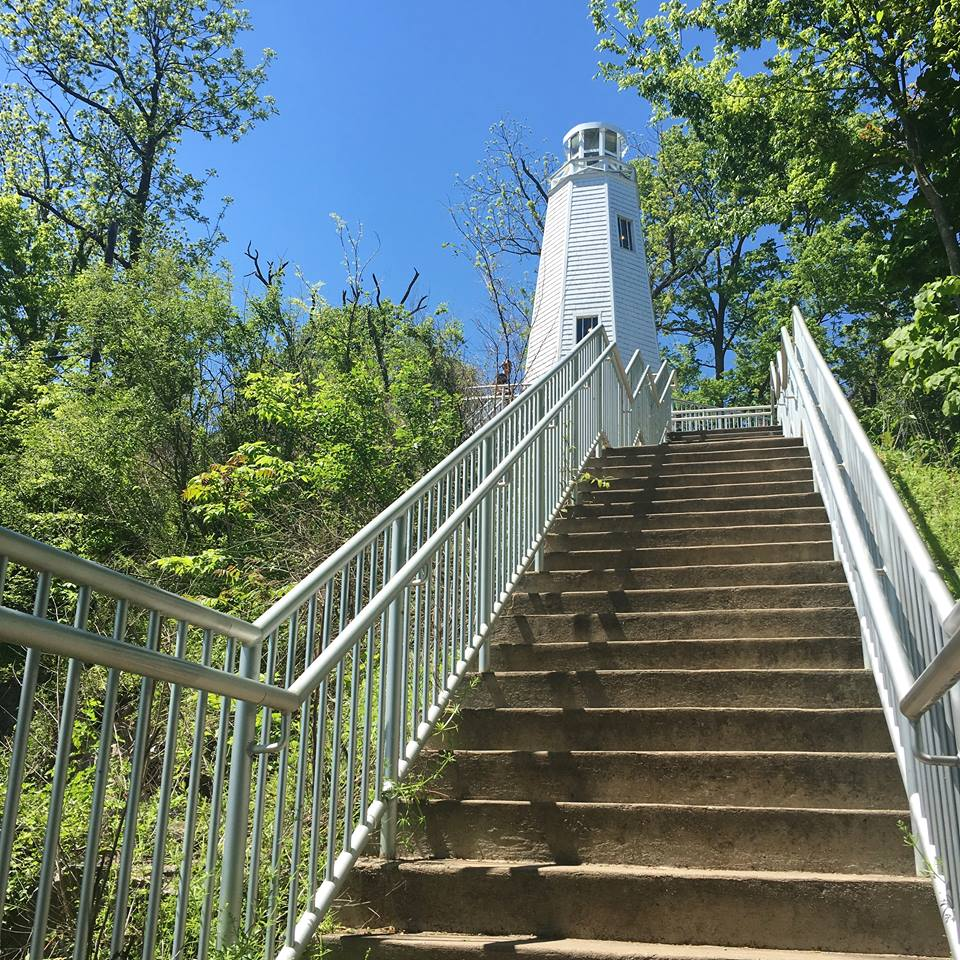 Mark Twain Memorial Lighthouse & Cardiff Hill Overlook - 499 Main St.Hannibal, MO 63401