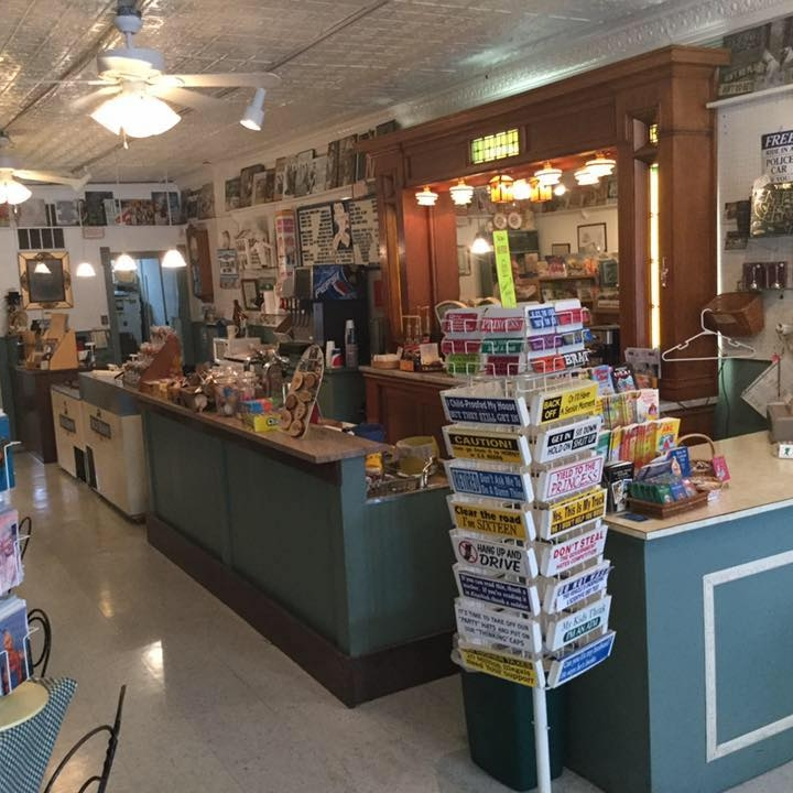 Becky's Old Fashioned Ice Cream Parlor - 318 N Main, Hannibal, MO 63401573-221-0822