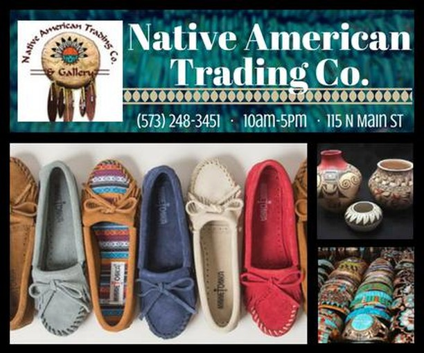 Our friends at Native American Trading Co. are putting a sale on Sandals, T-Shirts, and other great finds during the September Sidewalk Sale!  You don't want to miss this and other store's great deals on September 29th & 30th from 10a-5p! 👍  #historichannibal #visithannibal #hannibalmo #high5hannibal #quincyil #missouriadventure  #visitmo #marktwain #showmestate #mo #explore #showme #supportlocal #community #shoplocal