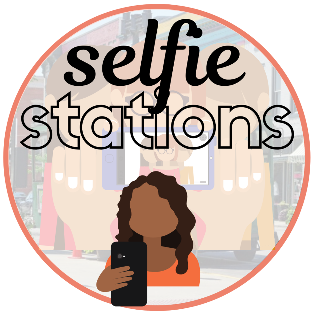 Selfie Crawl - Snap your way through Historic Downtown Hannibal with Selfie Stations that reflect the personality of small business throughout our historic business district.Selfie Stations will be available at the following businesses: