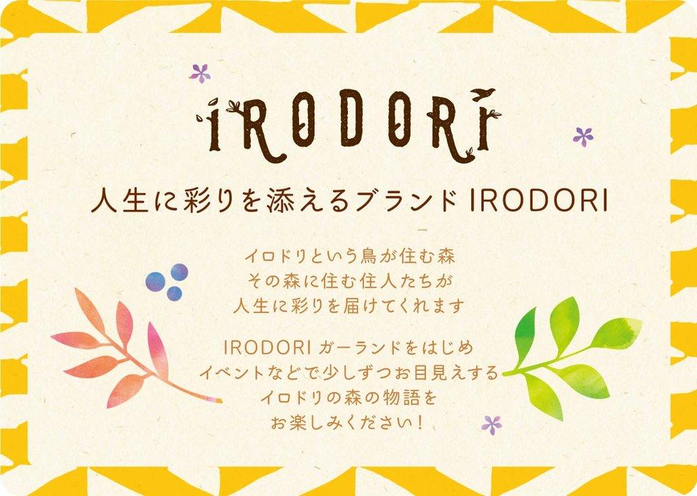 IRODORI concept イロドリコンセプト