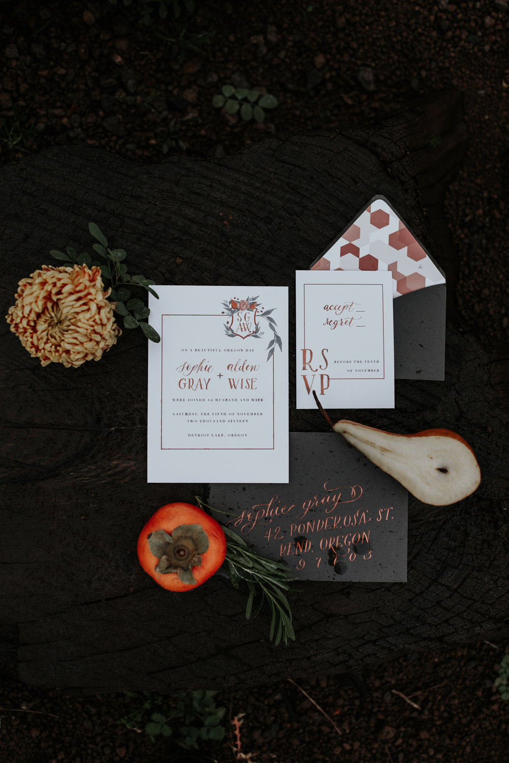 Detroit Lake Elopement- Styling by Ashley Spence