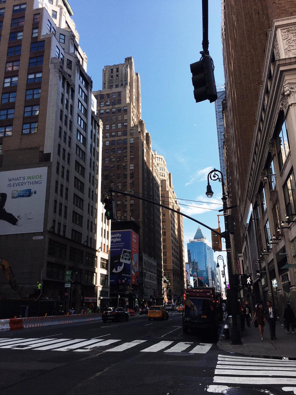 NYC || Ashley Spence