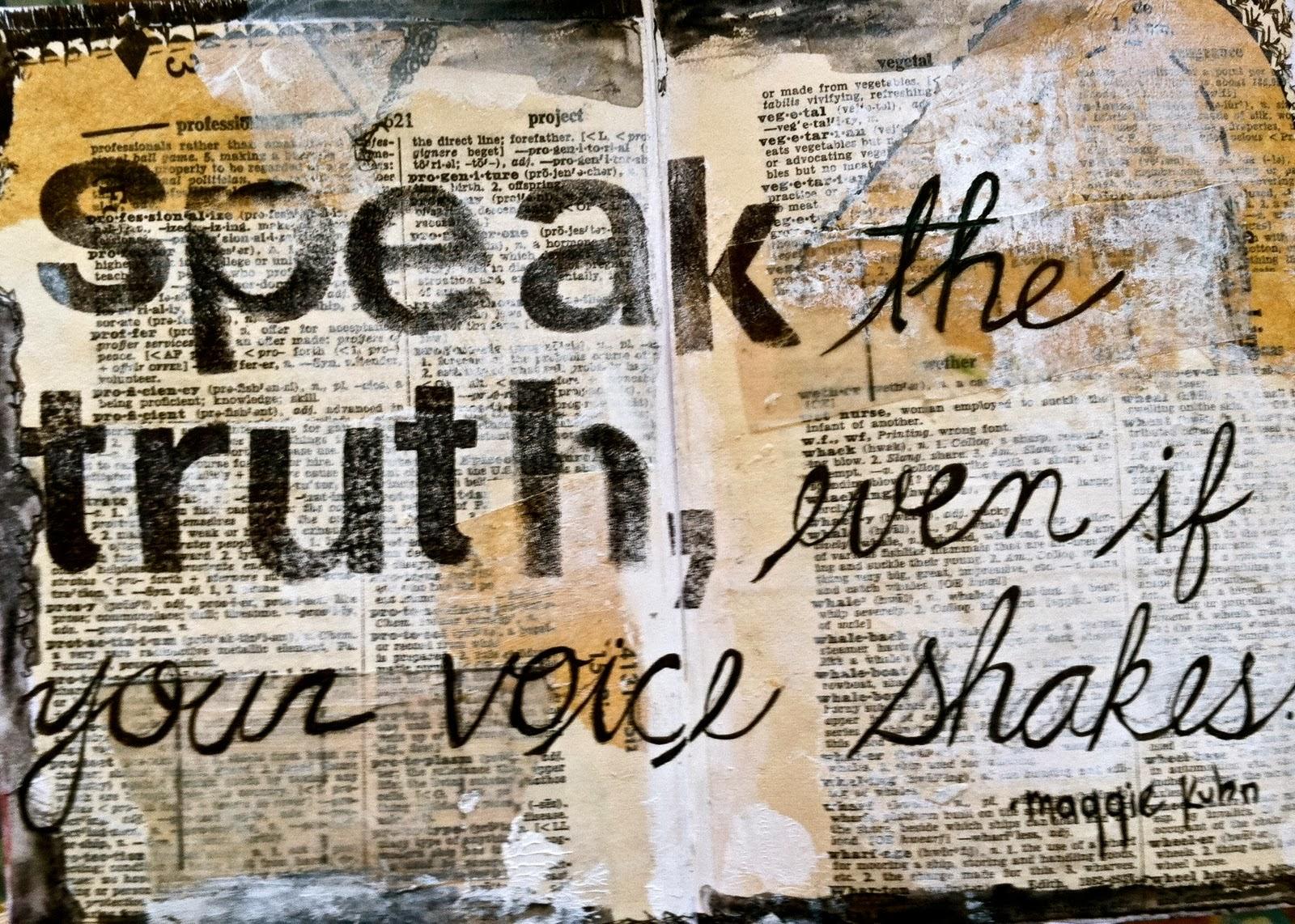 speak+the+truth