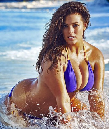 Making my peace with Ashley Graham