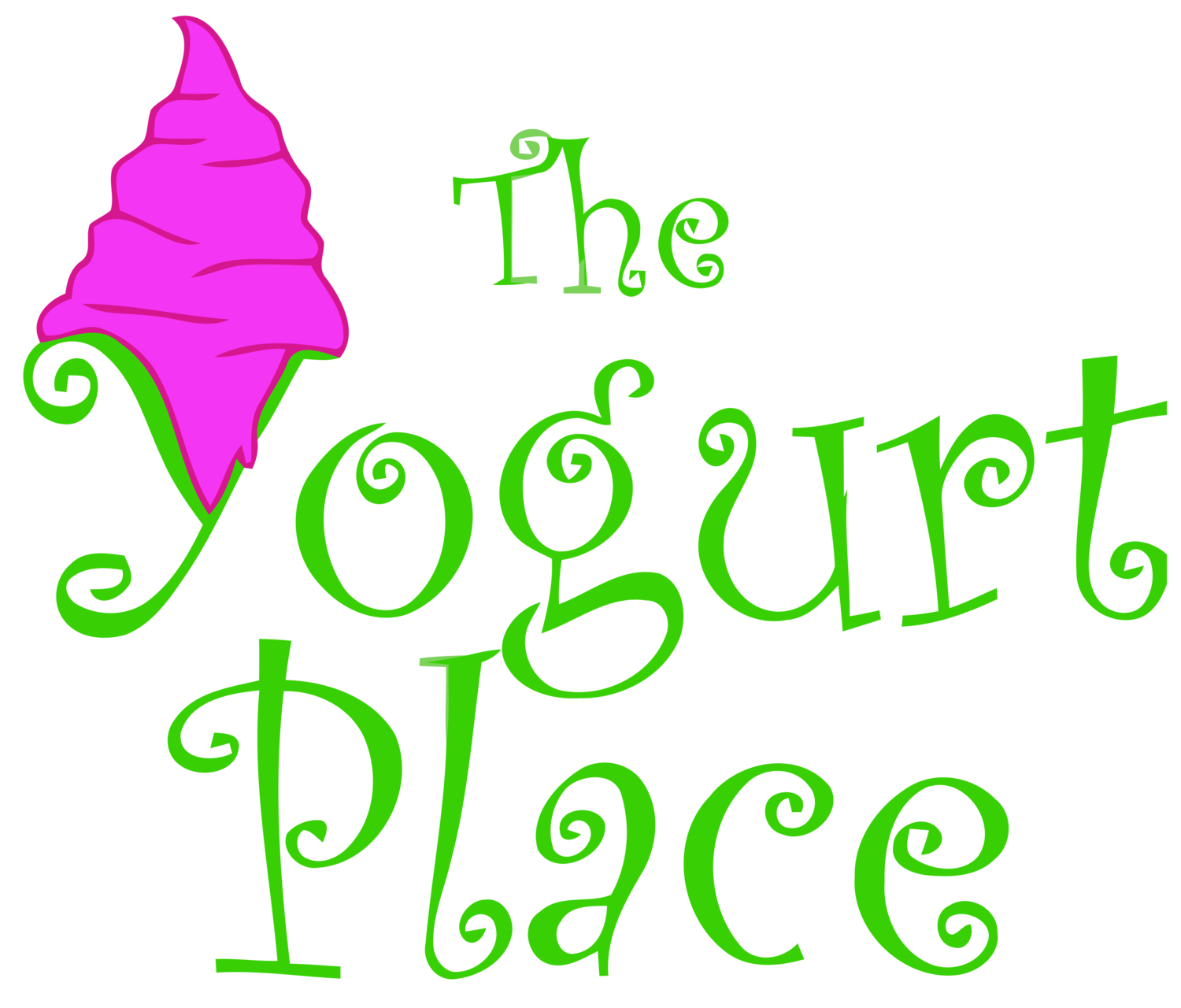 The Yogurt Place