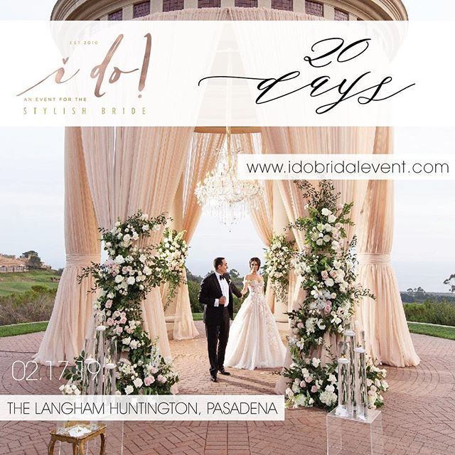 :::The most exciting #BridalShow E V E R::: Ticket link in Profile ✌️