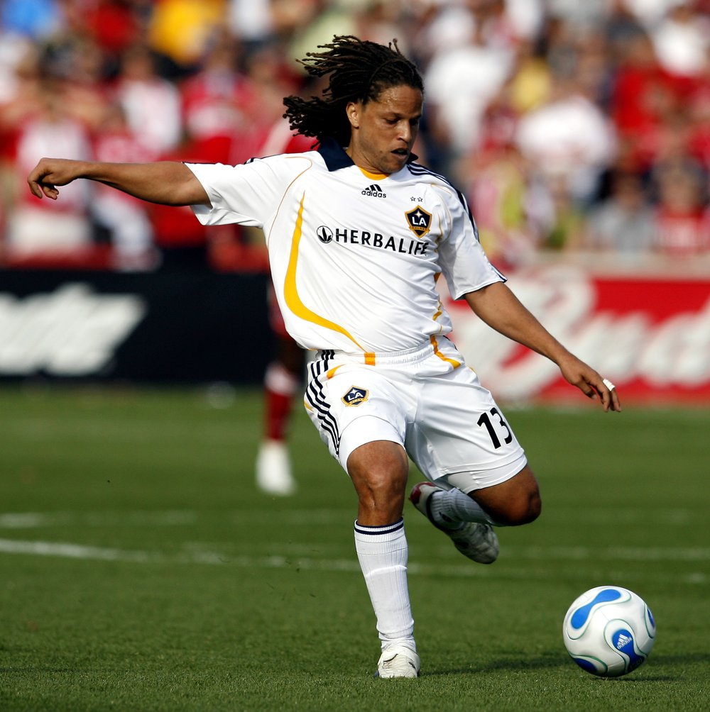 Cobi Jones, former MLS player.