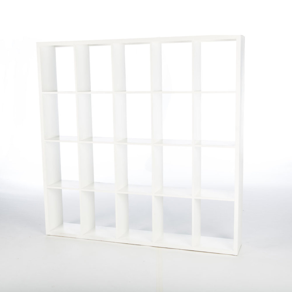 CUBBY WHITE -