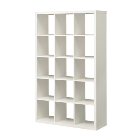 CUBBY 3X5 WHITE -