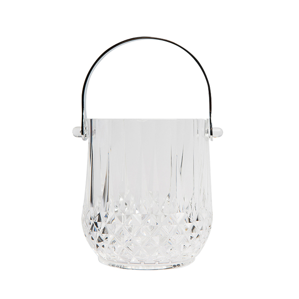 CRYSTAL ICE BUCKET -