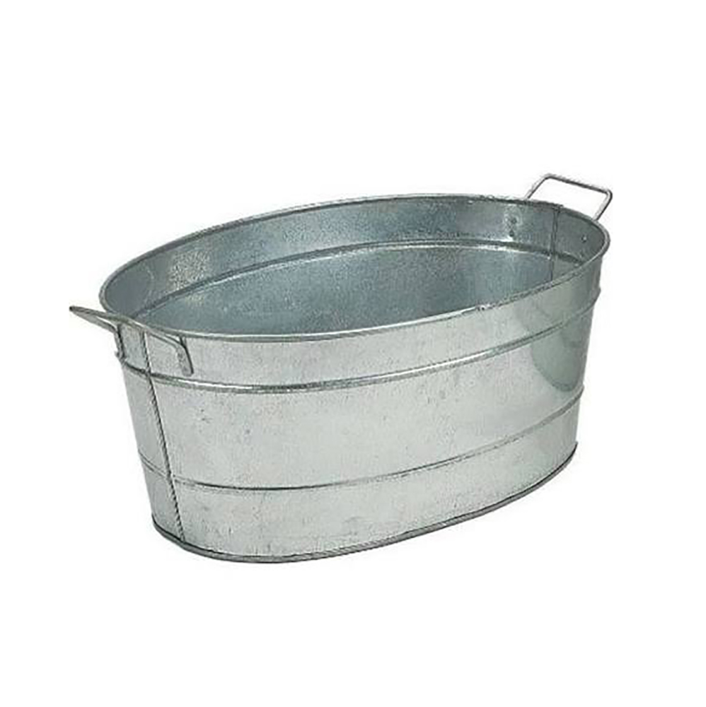 GALVANIZED CHILL TUB -