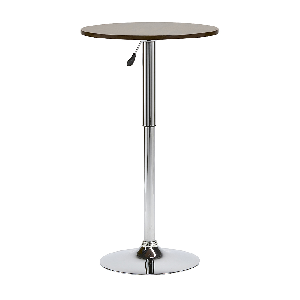 ADJUSTABLE HEIGHT STANDARD COCKTAIL TABLE -