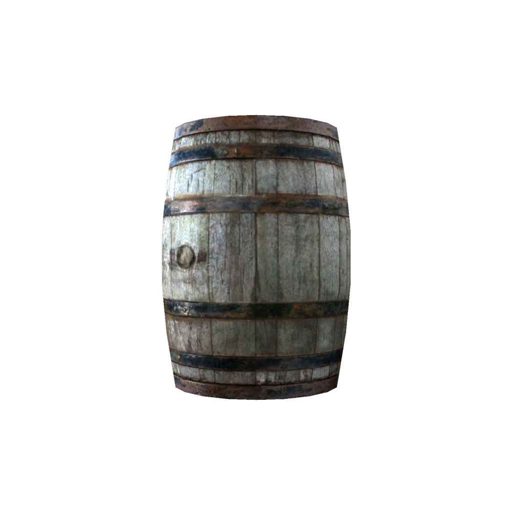 WHISKY BARREL  -