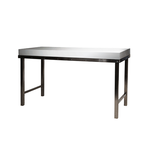 MIRROR TOP COMMUNAL TABLE -