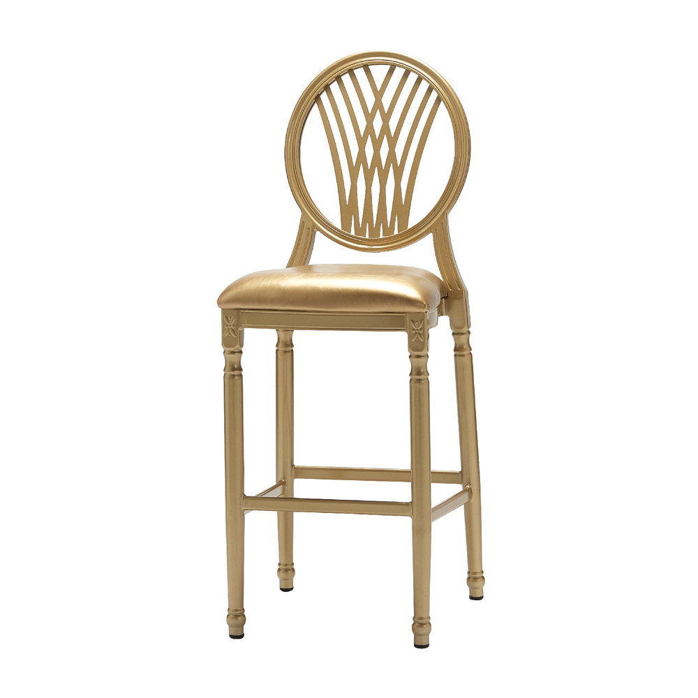 PALMETTO GOLD BAR STOOL -