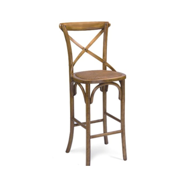 PROVANCE NATURAL BAR STOOL -