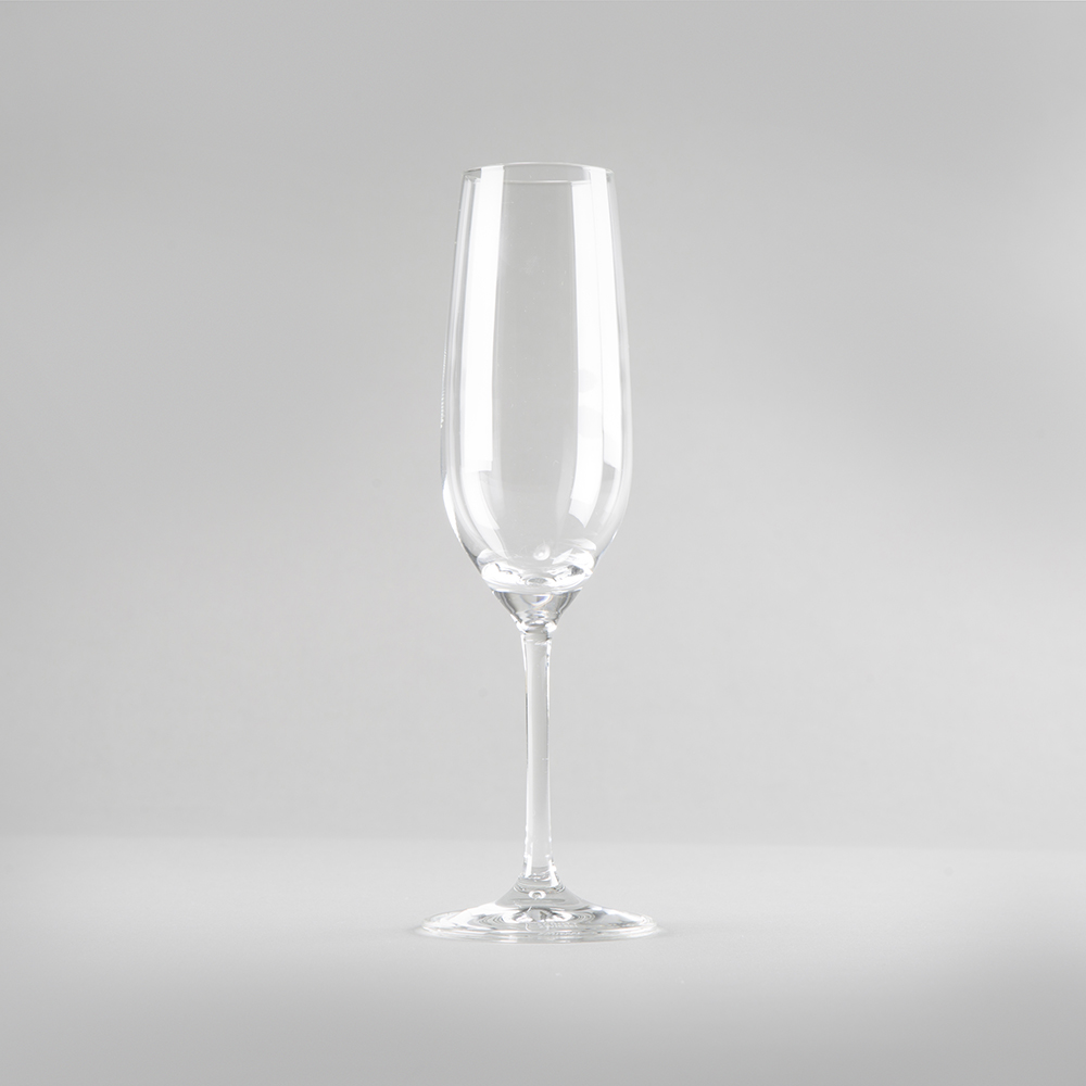 STEMMED CHAMPAGNE FLUTE 8 OUNCE -