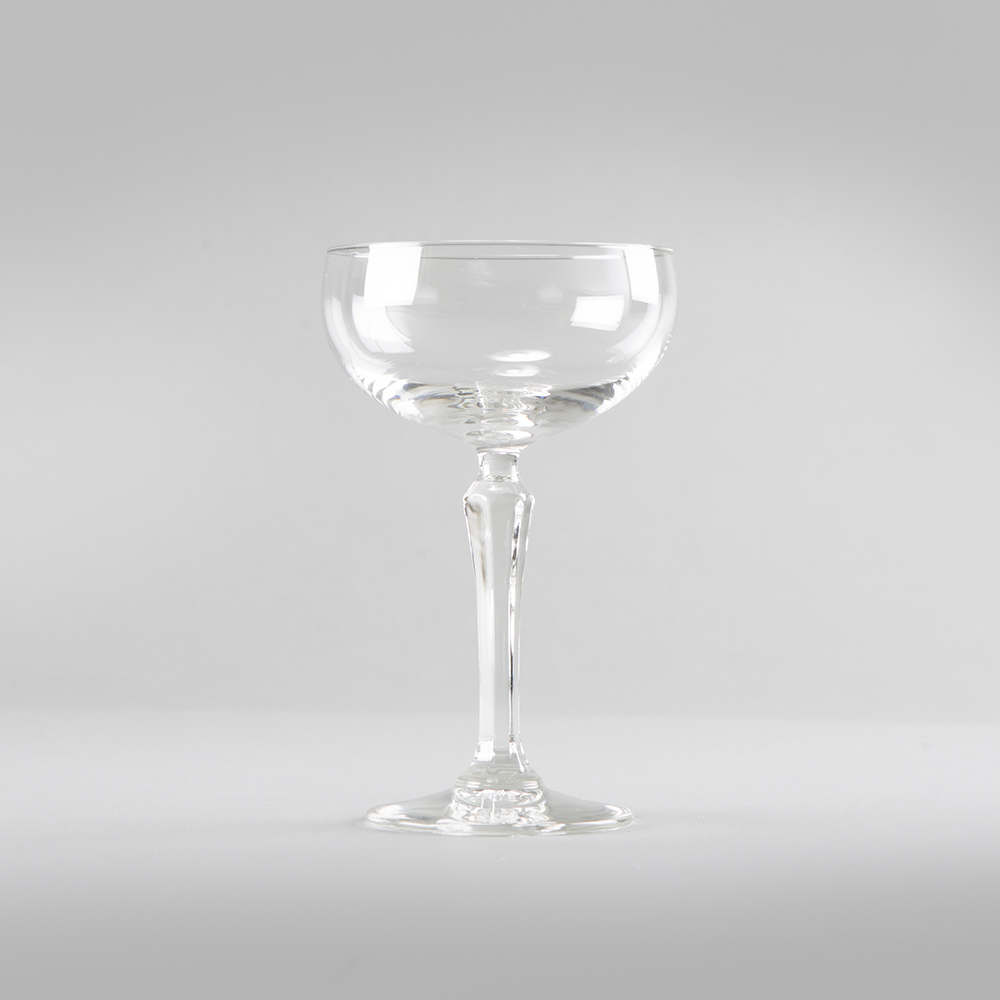 COUPE CHAMPAGENE GLASS 6 OUNCE -