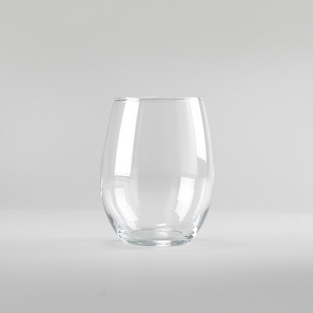 STEMLESS WINE GOBLET 10 OUNCE -