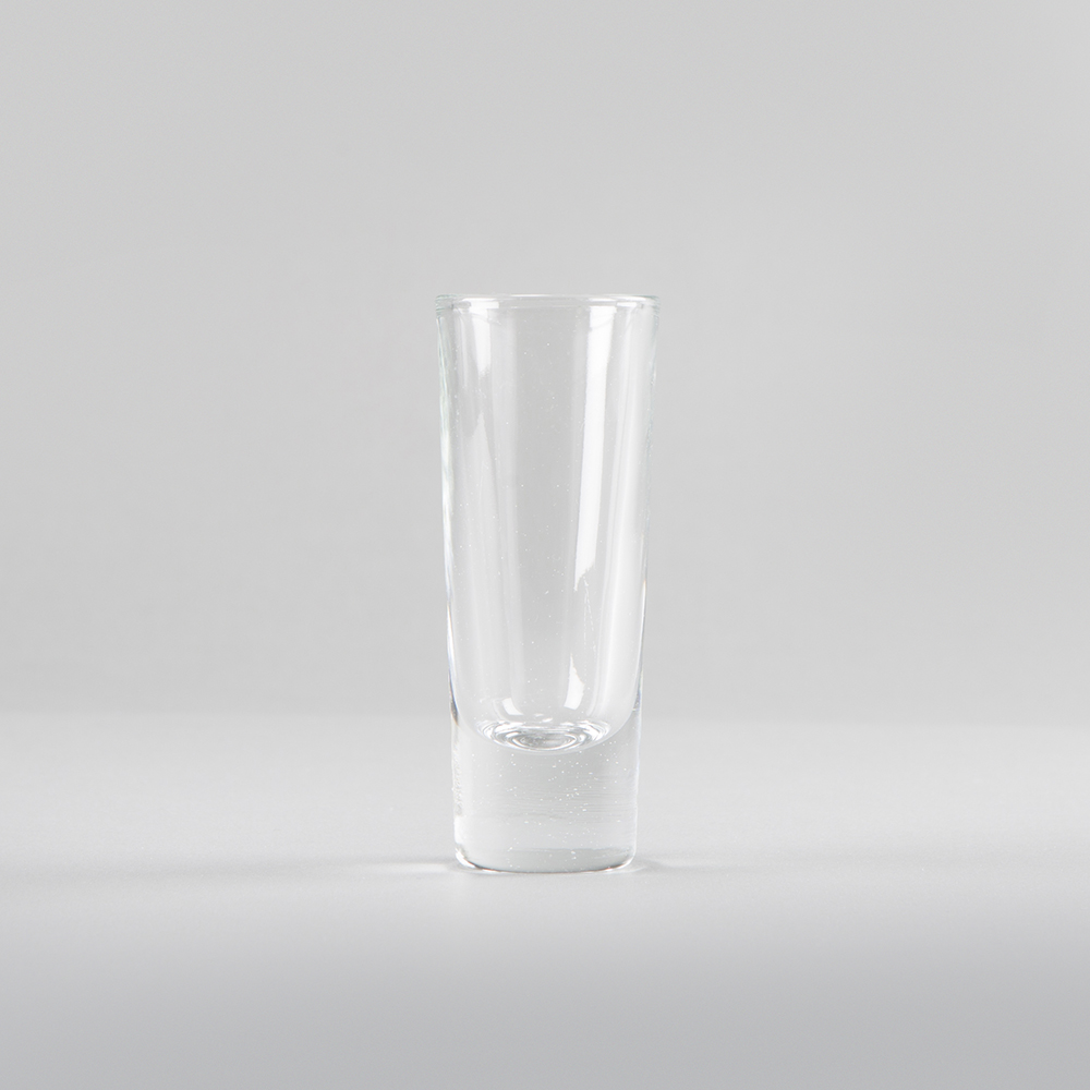 SHOT GLASS TALL 2 OUNCE  -