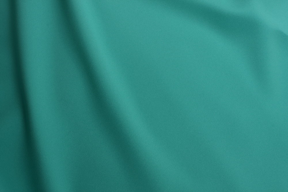 TIFFANY BLUE - COTTON /POLY BLEND -