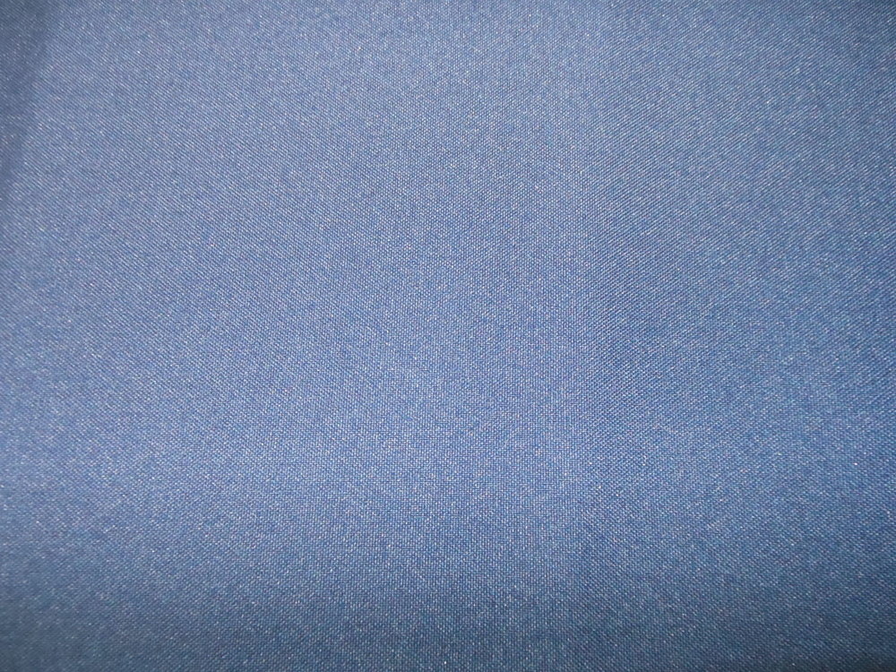 PERIWINKLE - COTTON /POLY BLEND -