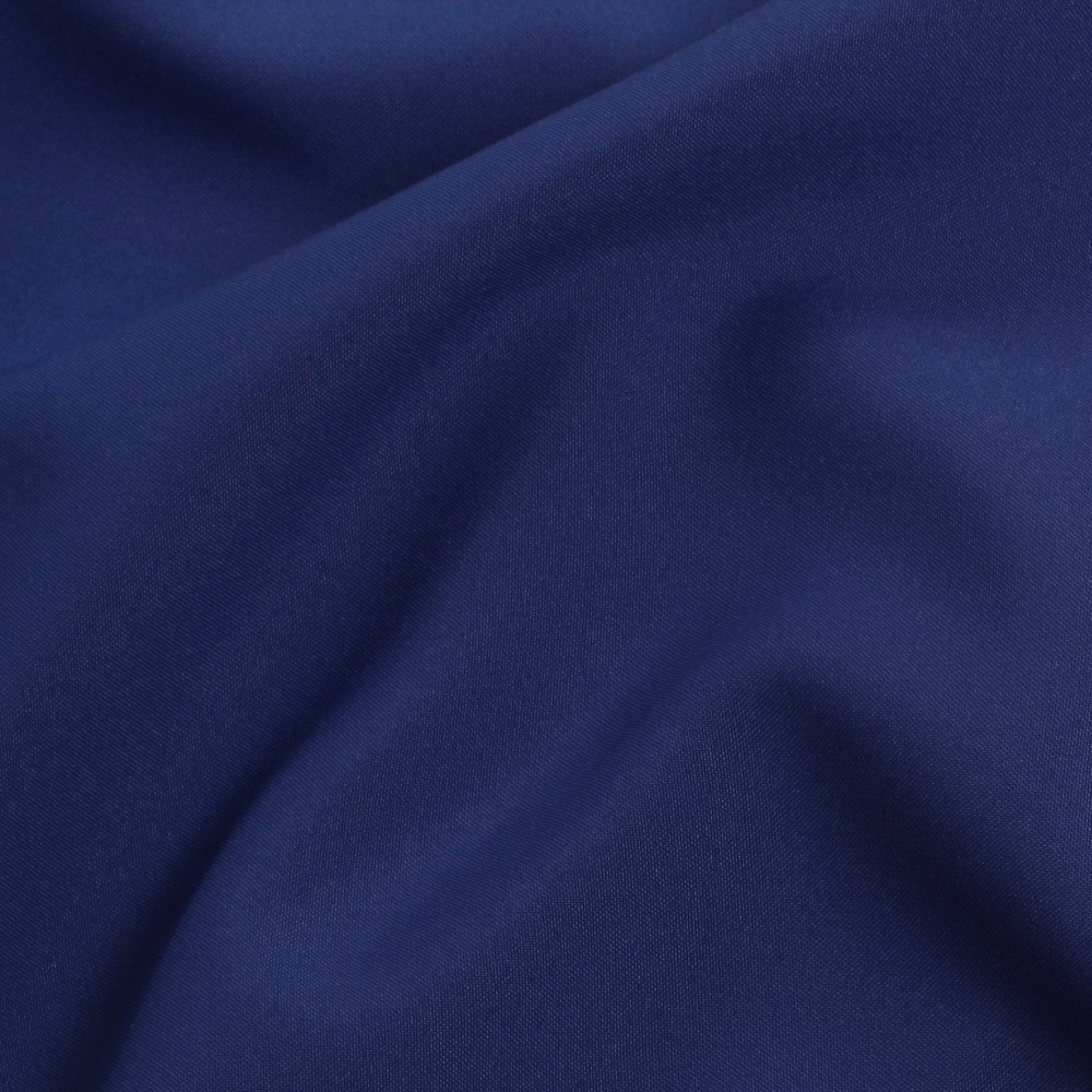 ROYAL BLUE  - COTTON /POLY BLEND -