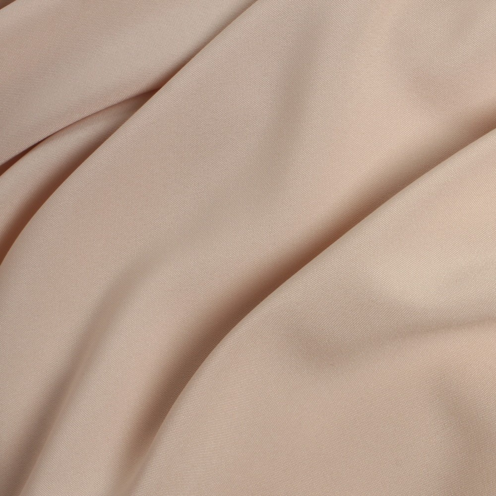 CHAMPAGNE  - COTTON /POLY BLEND -
