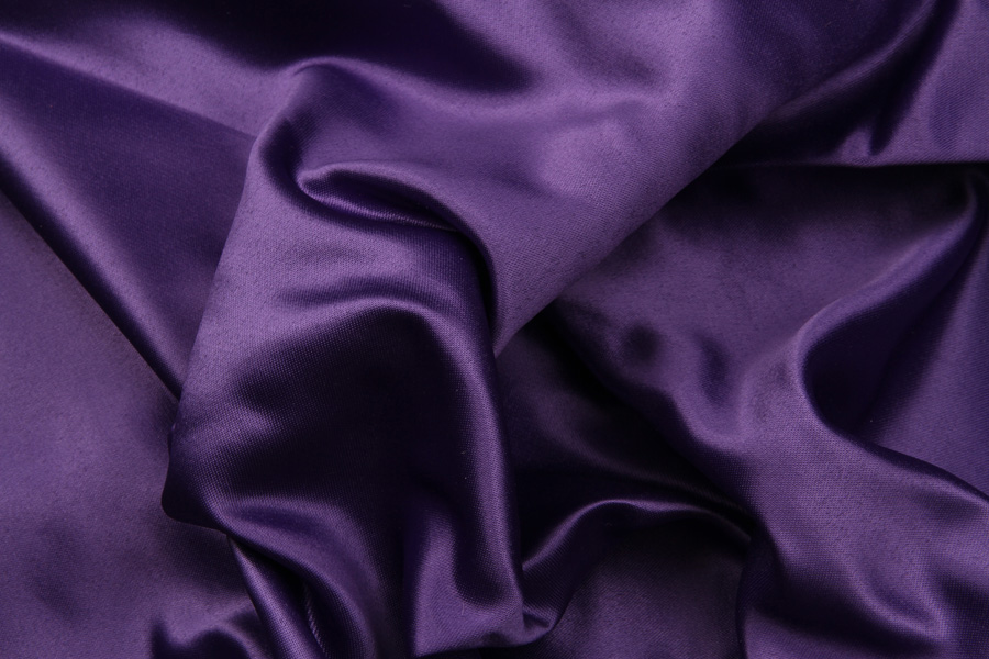 PURPLE SATIN -